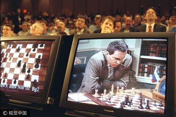 L'ultimo baluardo del cervello: Turing, IBM e lo scacco matto a Kasparov