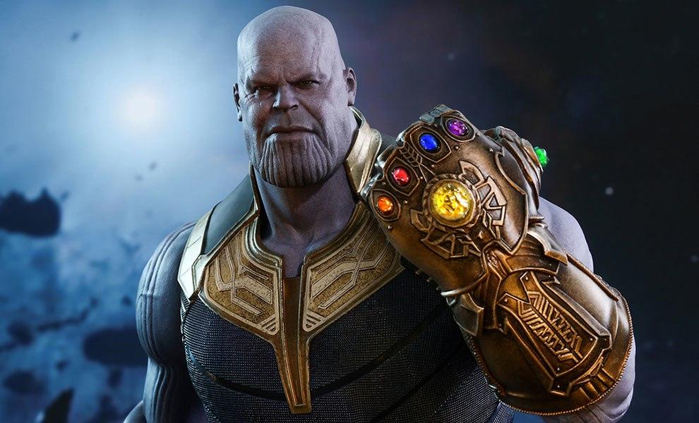 Thanos e l'ineluttabilità della Natura leopardiana. Dai fumetti al Romanticismo: il pianeta è in pericolo