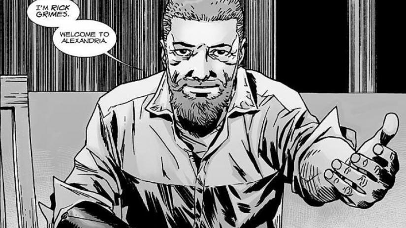 Chi è il miglior politico in The Walking Dead?  Tra Hobbes e Francis Bacon