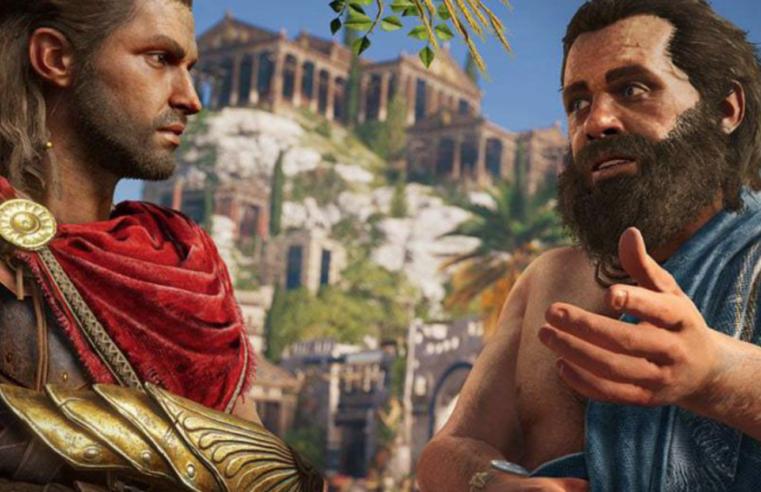 Come ricostruire il pensiero di Socrate, dall'Atene antica ad Assassin's Creed