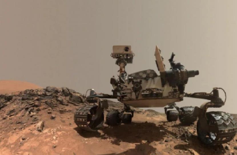 Gli esperti rimangono scioccati per quello che trovano su Marte: l'ossigeno varia secondo le stagioni