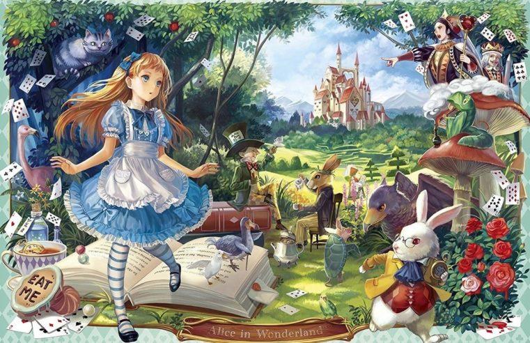 Alice nel Paese delle Meraviglie – Come Lewis Carroll ha creato i paradossi di Wonderland