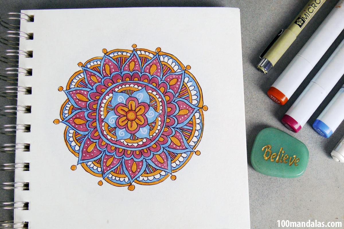 I Mandala approdano in occidente: la voce dello psicologo C.G. Jung