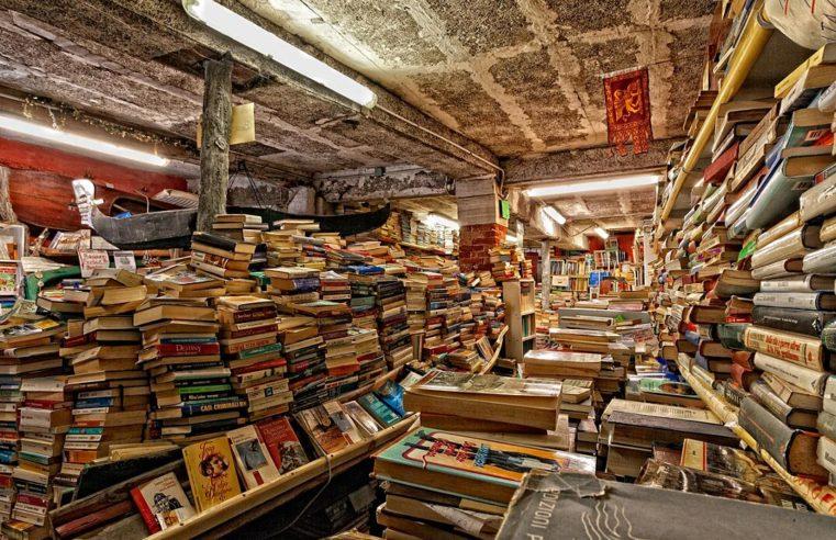 """AAA Cercasi libro resistente all'acqua veneziana e alla temperatura di """"Fahrenheit 451"""""""