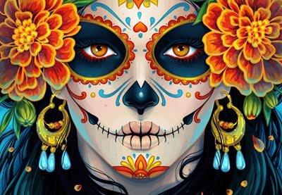 El Dia de los muertos messicano e la morte in Marco Aurelio: due miti a confronto
