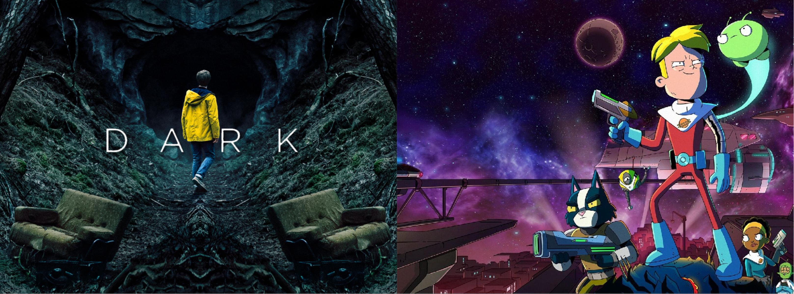 È tutto già scritto? Dark e Final Space come possibili risposte al determinismo
