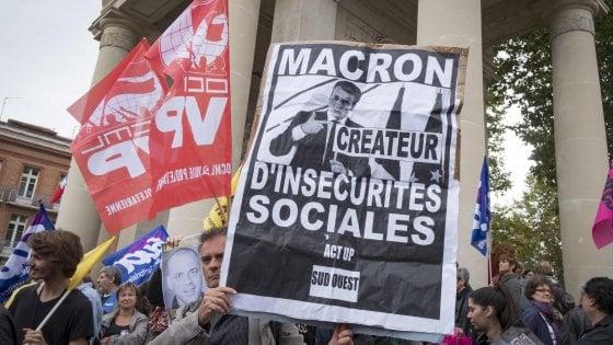 Scioperi in Francia: ecco perché Locke e Machiavelli li avrebbero sostenuti
