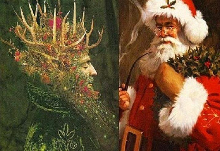 Il Natale non è sempre stato cristiano, scopriamo insieme le origini pagane della festa