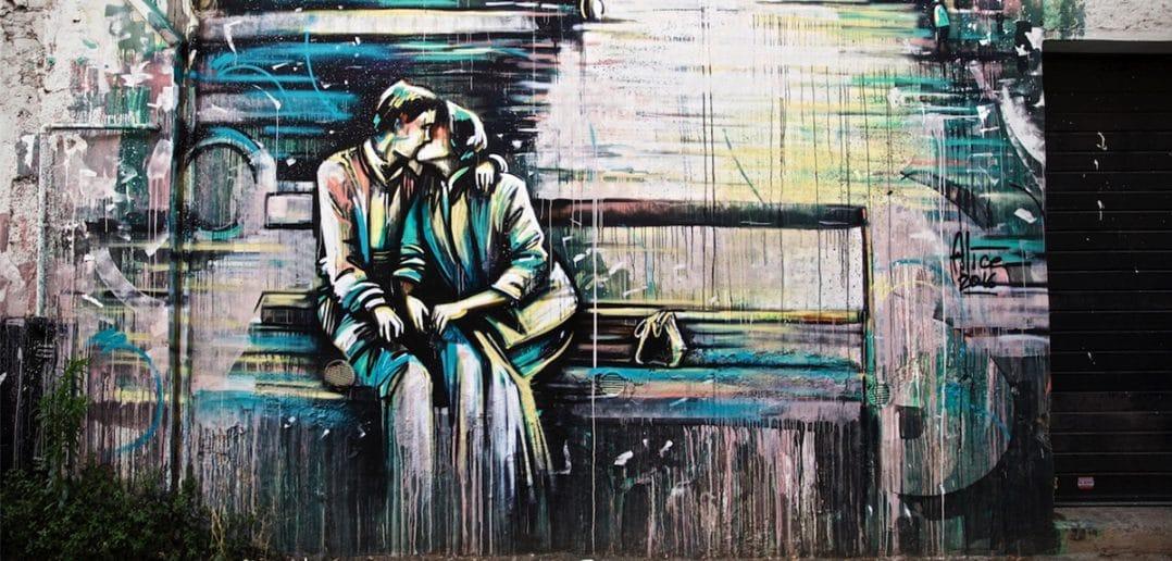 La street art nei borghi d'Italia: come l'arte contemporanea può convivere quella antica