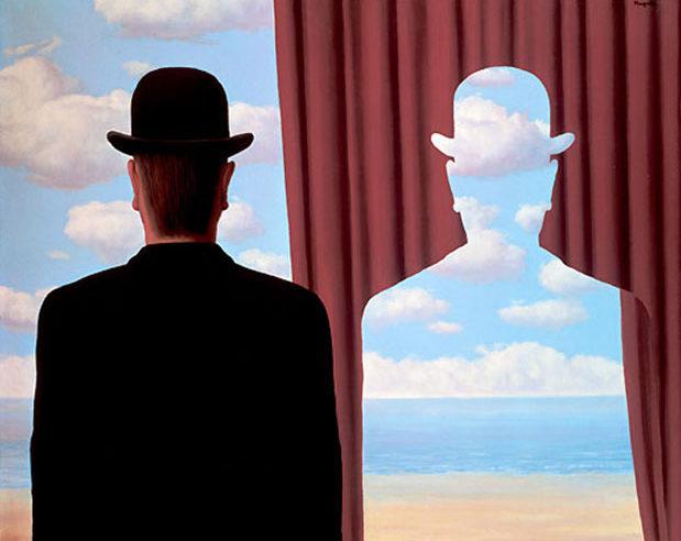 Perchè crediamo solo a quello che ci dà ragione e a ció che consideriamo reale ?