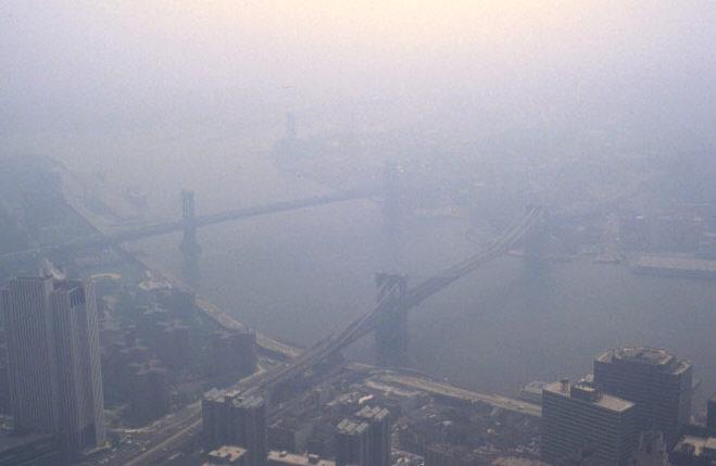 Il cemento può aiutarci a ripulire le città dallo smog, ecco come