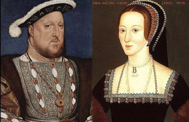 486 anni or sono Enrico VIII sposa Anna Bolena, dedicataria del sonetto petrarchesco