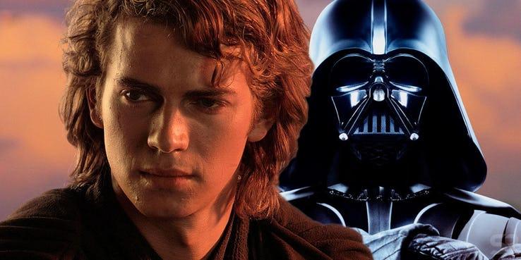 Anakin Skywalker sarebbe stato il perfetto eroe tragico per Aristotele