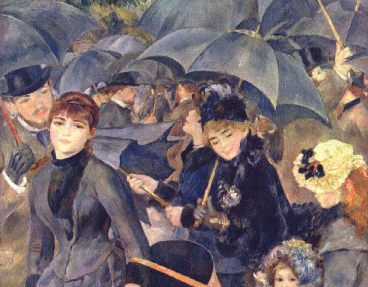 Baudelaire e De André alla vista di una passante pensata come amore
