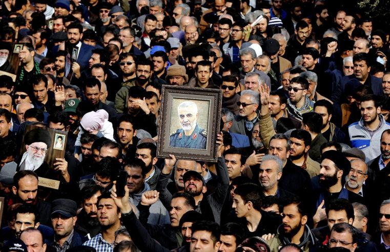 I funerali di Soleimani come esempio dell'uso pubblico (e politico) della morte
