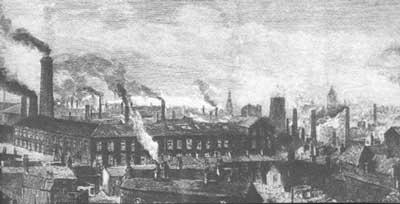 Le città inquinate del Piemonte di oggi riportano in vita quelle di Dickens di ieri?