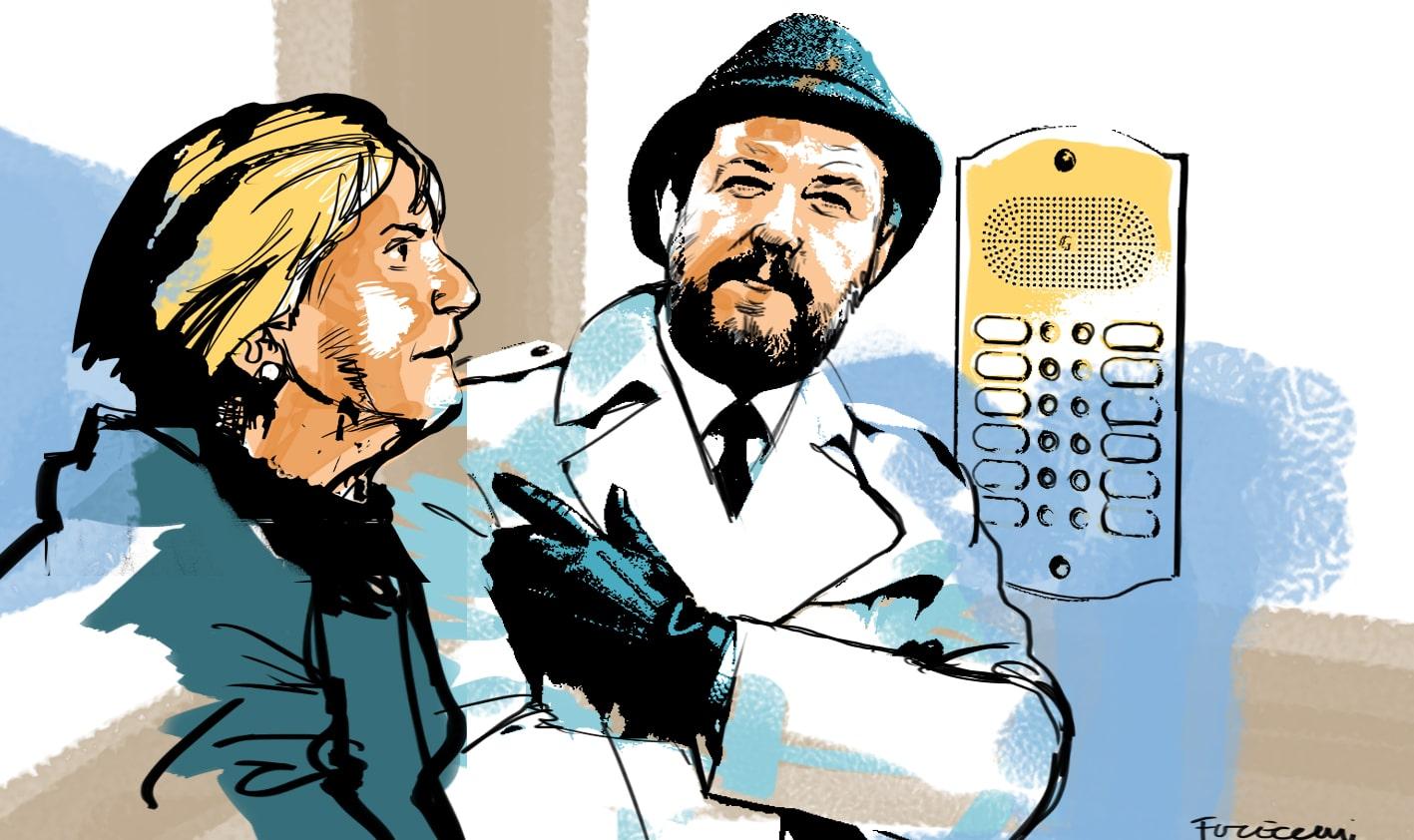 Salvini causa un incidente diplomatico con la Tunisia: tra Citofoni e Diritto Internazionale