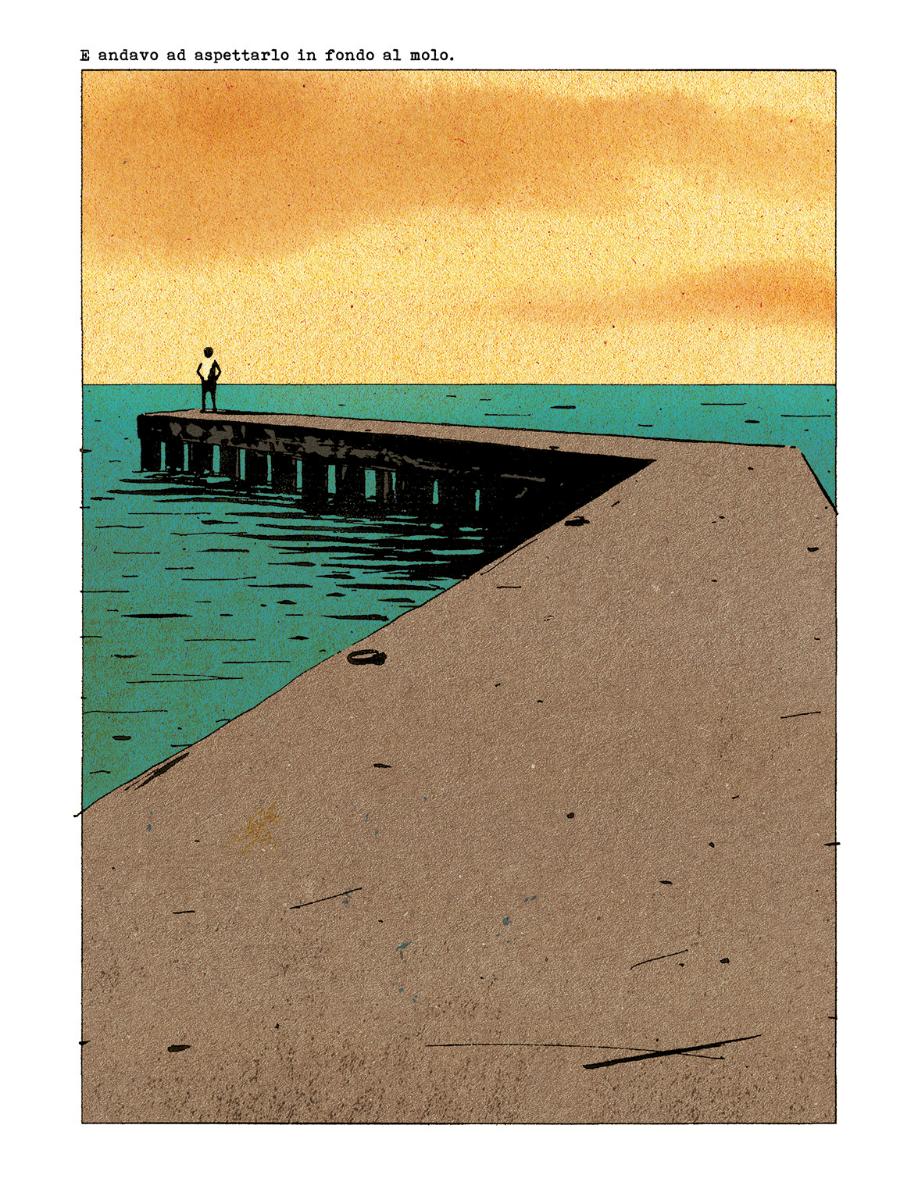 La trascendenza del mentore: Il vecchio e il mare nell'Apologia di Socrate
