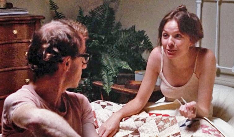 Sesso e cannabis: Woody Allen vs Annie Hall, arbitra La Scienza
