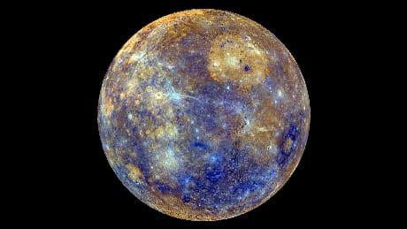 Su Mercurio c'è più ghiaccio di quel che si pensasse: nuovi depositi ai poli